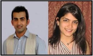 Natasha Jain And Gautam Gambhir Marriage Images