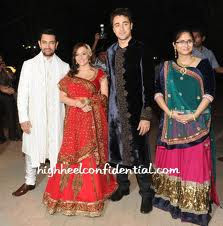 Avantika Malik And Imran Khan Wedding Pictures