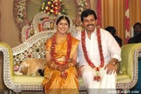 Actor Karthi Weds Ranjani Marriage Photos