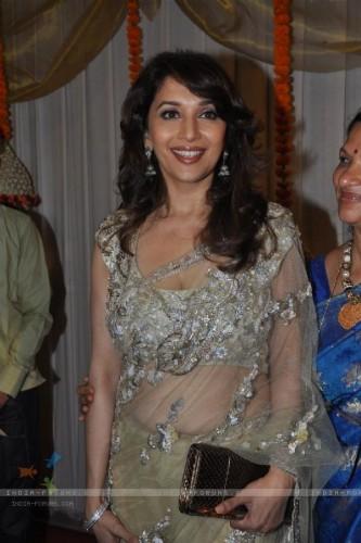 Shriram Madhav Nene And Madhuri Dixit Wedding Photos