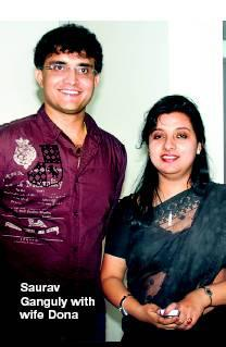Sourav Ganguly And Dona Wedding Photos