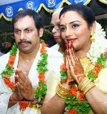 Sreevalsan Menon And Swetha Menon Wedding Pictures