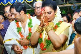 Sreevalsan Menon And Swetha Menon Wedding Pictures