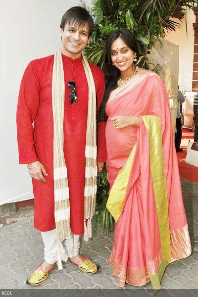 Vivek Oberoi & Priyanka Alva Wedding Photos