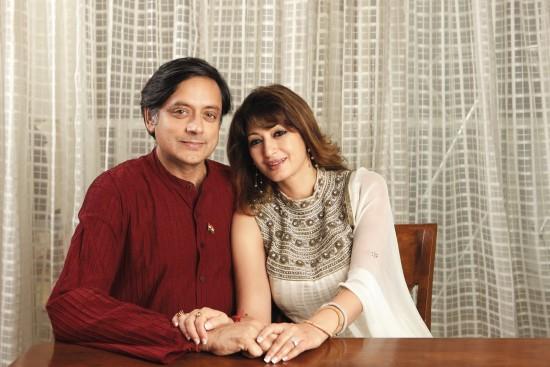Shashi Tharoor Marriage With Sunanda Pushkar