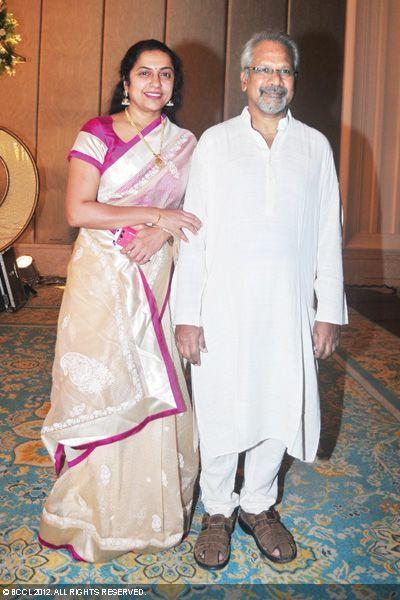 Mani Ratnam Tied The Knot With Suhasini