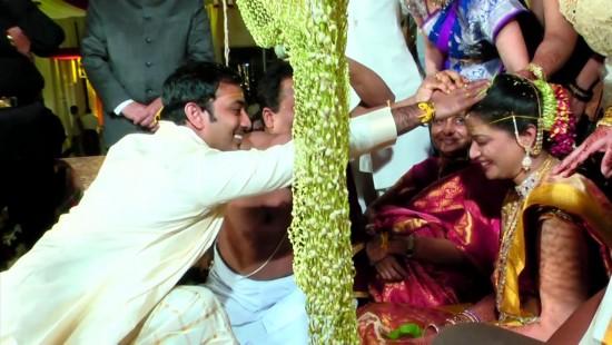 Swetha And Abhinay  Wedding Photos