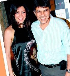 Aditi Govitrikar And Muffazal Lakdawala Marriage Photos
