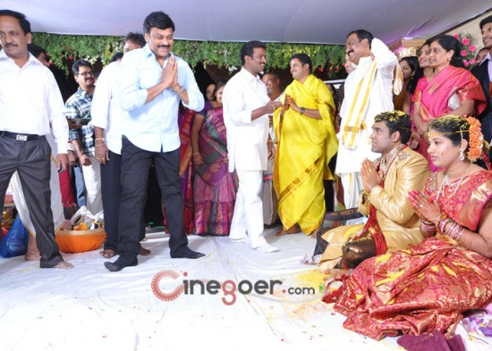 Vijaya Nirmala And Ahuti Prasad Marriage Photos