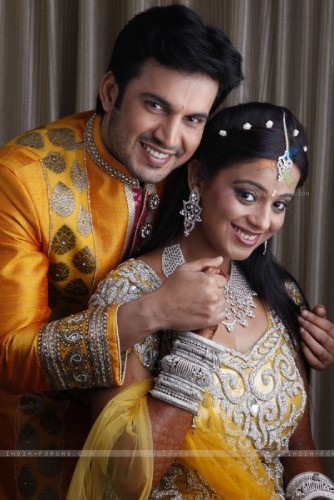 Ajay Singh Choudhury And Jyoti Makkar Wedding Pictures
