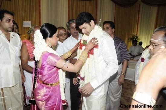 Jayam Ravi And Aarthi Wedding Pictures