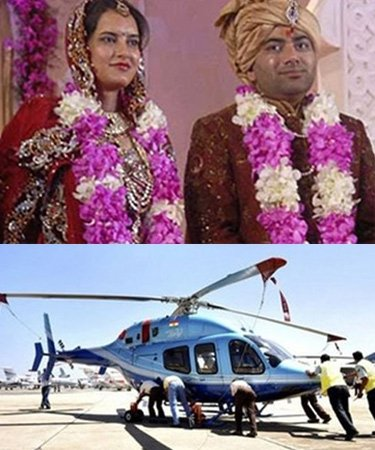 Big Fat Indian Marriages That Crossed The 100 Crore Mark