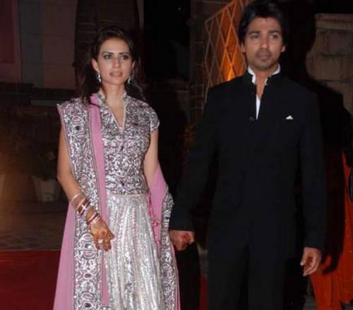 Gauri Pandit And Nikhil Dwivedi Marriage Photos