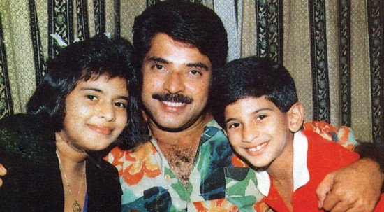Actor Mammootty And Sulfath Marriage Photos