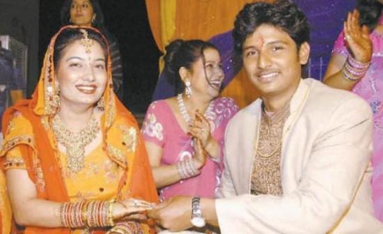 Tamil Actor Jeeva And Supriya Marriage Photos