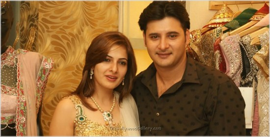 Erum Ali And Actor Abbas Wedding Pictures