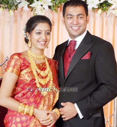 Ajilesh Chacko And Gopika Wedding Photos