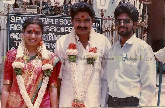 Rajasekhar Jeevitha Wedding Pictures