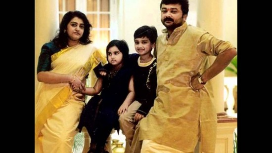Parvathy And Malayalam Actor Jayaram Marriage Pictures