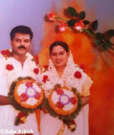 Beena Antony And Manoj Kumar Marriage Pictures