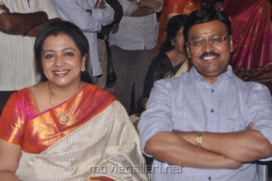 Tamil Actor Bhagyaraj And Poornima Marriage Photos