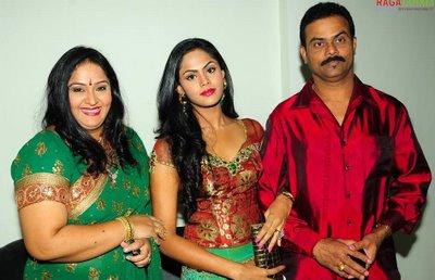 Rajasekaran And Tamil Actress Radha Wedding Pictures