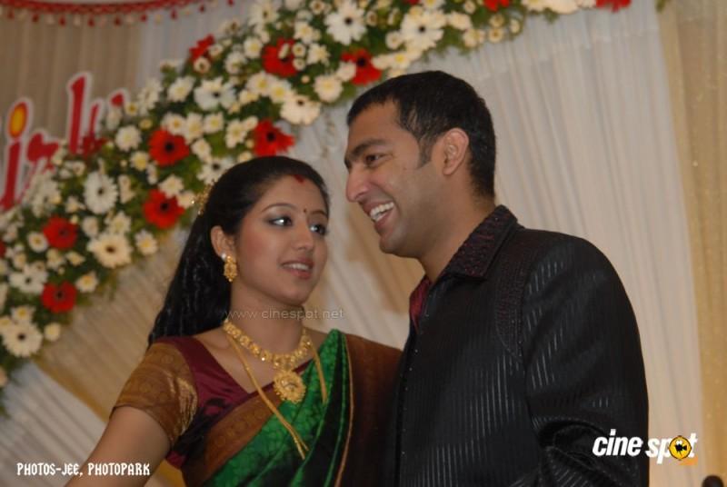 Actor Gopika And Ajilesh Chacko Wedding Photos