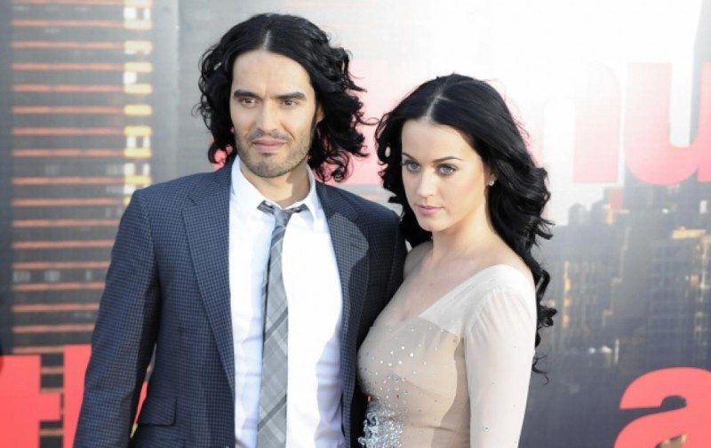 Katy Perry And Russell Brand Marraige Photos