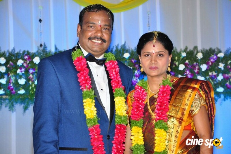Krishnaveni And Harinath Marriage Photos