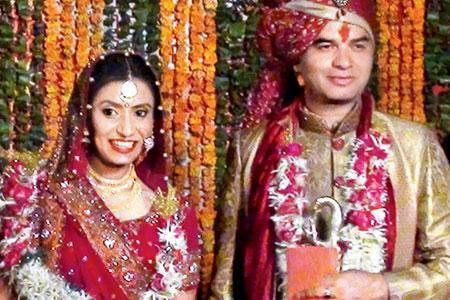 Prarthna Gehlot And Mohit Chauhan Marraige Photos