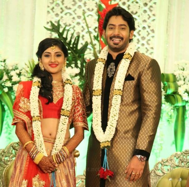 Ragini Chandran And Prajwal Devaraj Marriage Photos