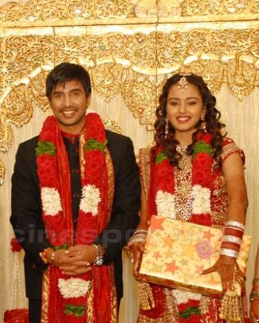Rajini Natraj And Actor Vishnu Marriage Photos