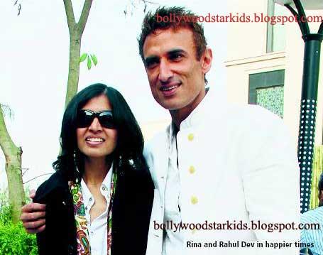 Rina Dev And Rahul Dev Marriage Photos