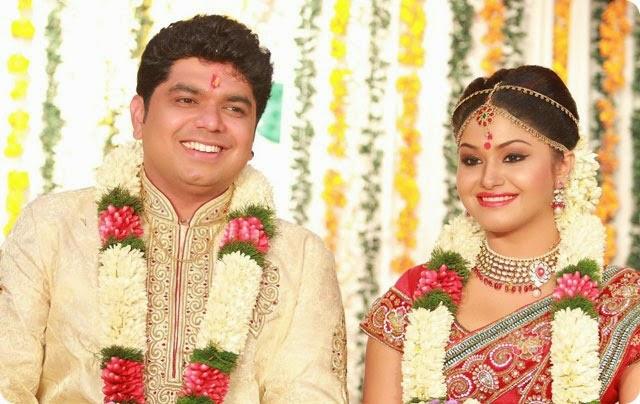 Singer Shritha Shivadas And Deepak Nambiar Wedding Photos