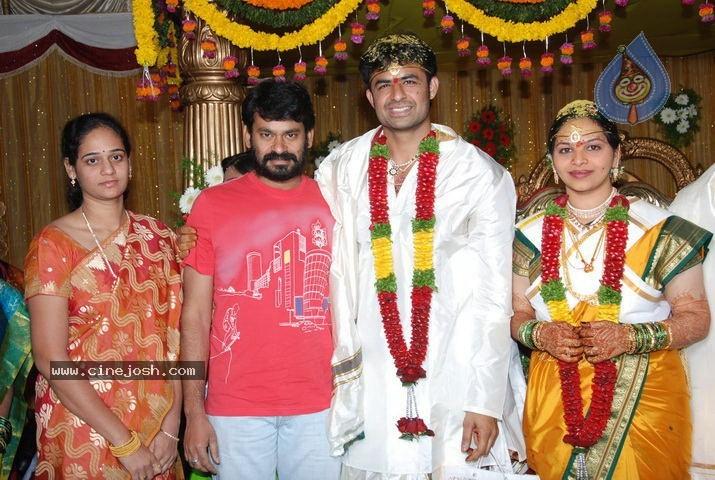 Shravan And Sravani Wedding Photos