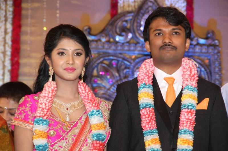 Raj TV MD Daughter Wedding Photos