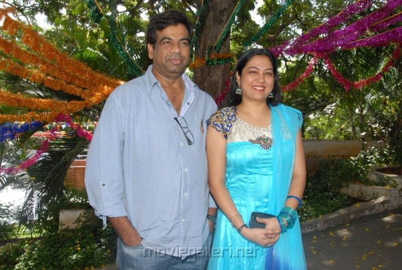 John And Telugu Actress Hema Marriage Photos