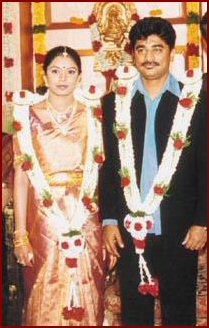 Vasanthi And Rajusundaram Marraige Photos