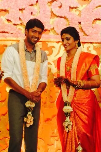 Virupa And Actor Allari Naresh Engagement Pictures