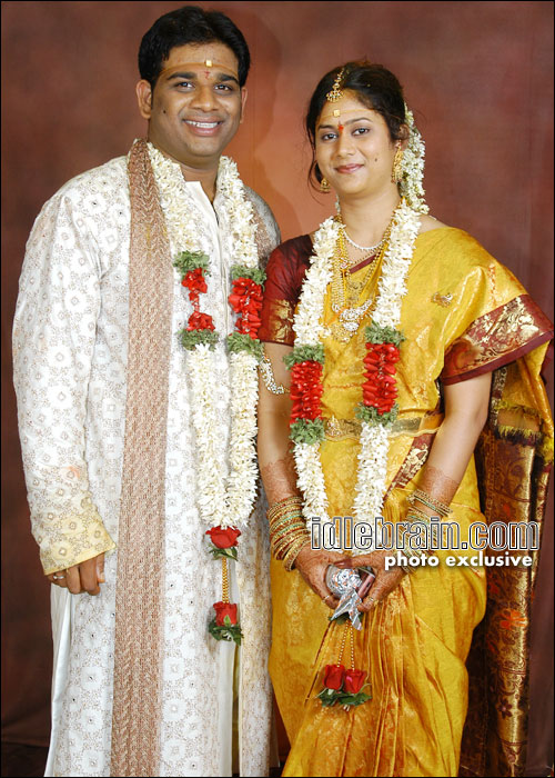 Neelima And Allu Venkatesh Wedding Photos