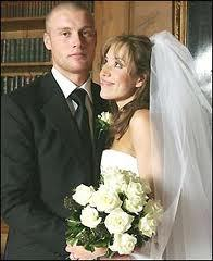Andrew Flintoff And Rachael Wools Marriage Photos