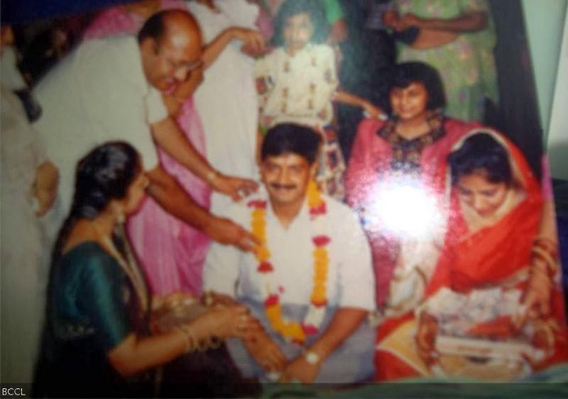 Sunita And Arvind Kejriwal Wedding Photos