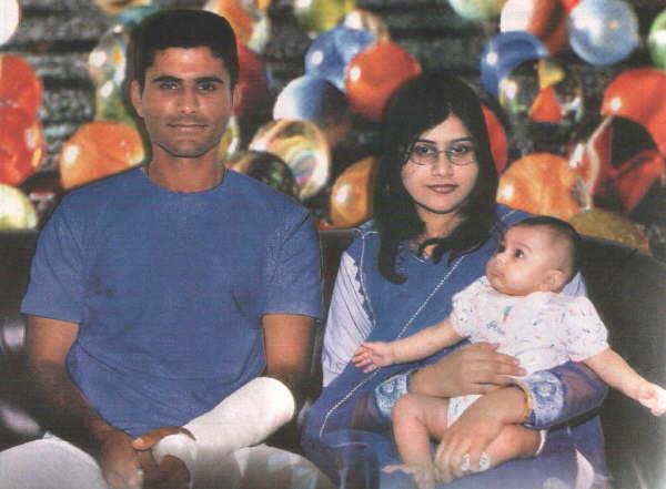 Ayesha And Abdul Razzaq Marriage Photos