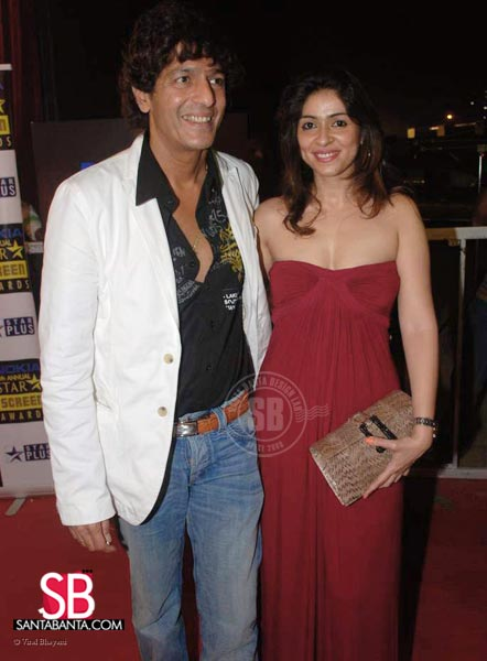 Bhavna Pandey  And Chunky Pandey Marraige Photos