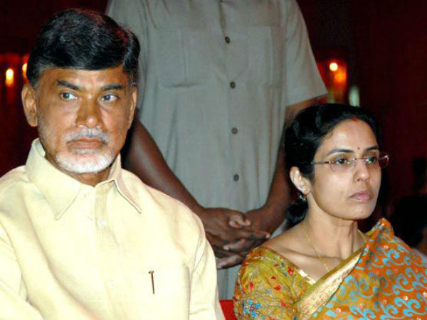 Bhuvaneswari And N.Chandrababu Marraige Photos