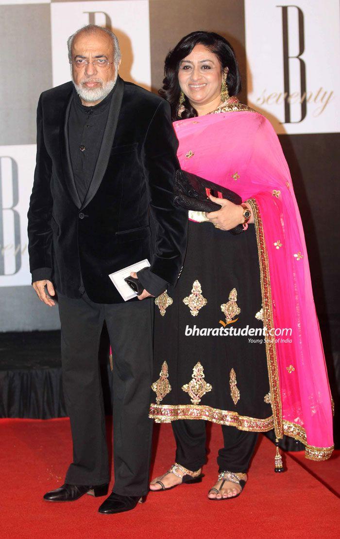 Bindiya Goswami And J. P. Dutta Marriage Photos