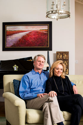 John Donahoe (ebay Ceo) And Eileen Donahoes Wedding Photos