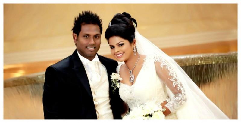 Mathews And Heshani Silva Wedding Photos