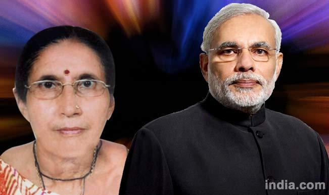 Narendra Modi And Jashodaben Modi Wedding Photos