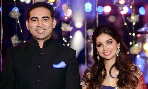 Raghavendra Rao Son Prakash And Kanika Dhillon Wedding Photos